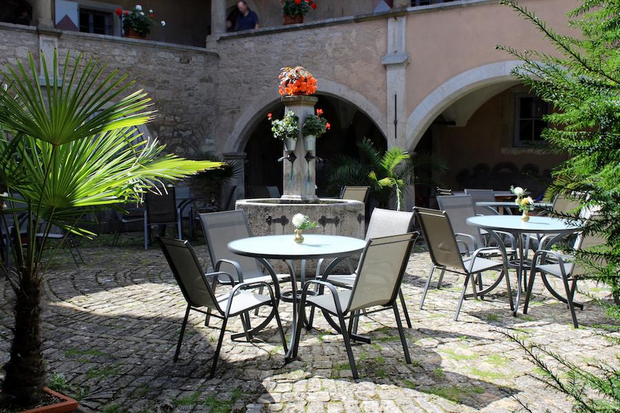 Sonntagscafé im Geyer-Schloss