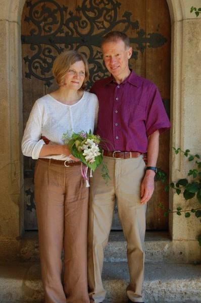 Ulla und Robert