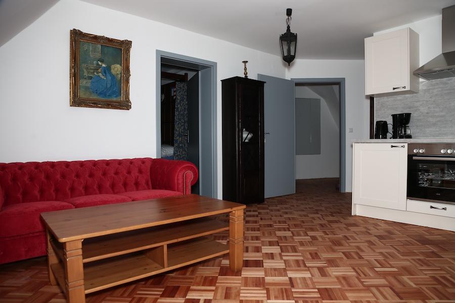 Ferienwohnungen im Geyer-Schloss
